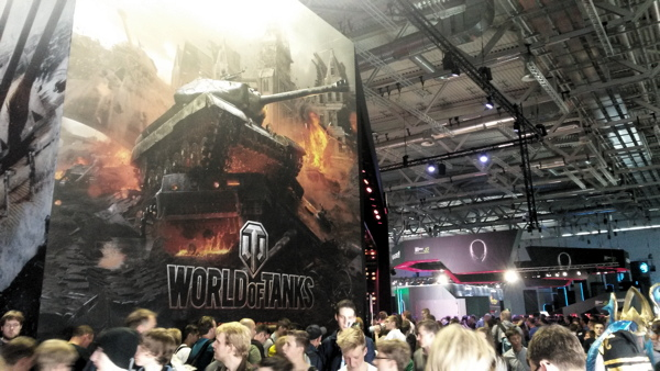Gamescom Cologne 2014